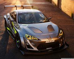 Scion FR S Supercharger