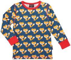 Maxomorra Top LS Foxes