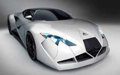 The Triango Revelation is an all-new sports car which is being developed in Hungary.