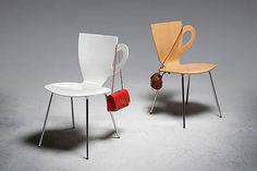 20張讓你看了會想換椅子的椅子設計(上)