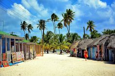 Isla Saona (República Dominicana).