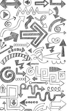 Add variety and style to your photos with Pepperlu backdrops Pepperlu is the industry leader when it comes to creative custom backdrops Each Pepperlu photography backdrop. Doodle Drawings, Doodle Art, Arrow Doodle, Doodle Lettering, Sketch Notes, Bullet Journal Inspiration, Journal Pages, Journals, Coloring Pages