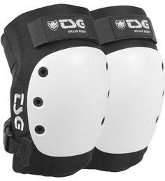TSG Roller Derby 2.0 Knee Pad Black | ROLLERDERBYHOUSE.EU