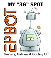 Epbot. The best blog for all things nerdy and girly, plus tutorials for crafts. I'm hooked.