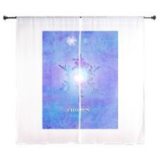 Let it go inspired Curtains