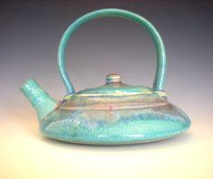 Handmade Porcelain Teapot $85