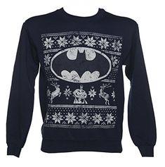 Unisex Navy DC Comics Batman Fair Isle Christmas Sweater ... https://www.amazon.com/dp/B00QG3SM50/ref=cm_sw_r_pi_dp_x_-.QcybMDQHHXK