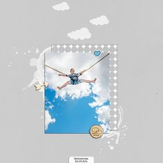MOC 04 - Change Your View (Photography Challenge) | The Lilypad Photography Challenge, You Changed, Digital Scrapbooking, Storytelling, Challenges, Clouds, Gallery, Roof Rack, Photo Contest