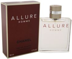Chanel - Allure by Chanel for Men - 1.7 oz. EDT Spray