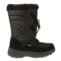 Makotex W10 Damen Winter Stiefel Warmfutter Schneestiefel schwarz - http://on-line-kaufen.de/unbekannt/makotex-w10-damen-winter-stiefel-warmfutter