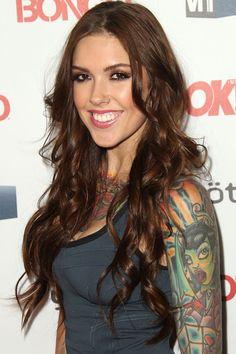 Casey Loza; so gorgeous
