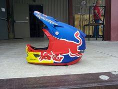 Brandon semenuks helmet for the year of 2011