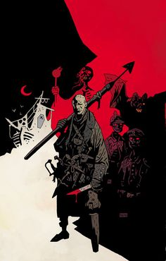 Baltimore: The Plague Ships - hardcover | Art by Mike Mignola , Color by Dave Stewart