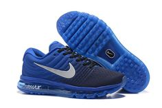 finest selection 19451 8417f Find Air Maxs 2017 Mens Black Royal Blue Running Sneaker online or in  Nikelebron. Shop Top Brands and the latest styles Air Maxs 2017 Mens Black  Royal Blue ...