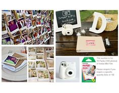 WEDDING GUESTBOOK - POLAROID INSTAX MINI FILM - sella Online Auctions & Classifieds | New Zealand