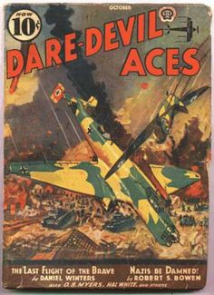 Dare-Devil Aces - 10/1940