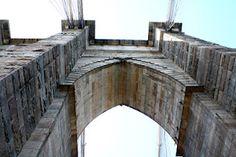 Brooklyn Bridge, image I took while walking the bridge
