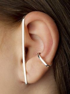 VIBE HARSLØF - Wrapped Ear Cuff