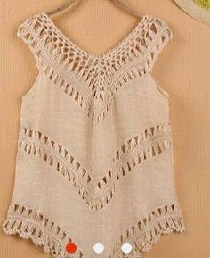 Blusa Customizada com croche de grampo