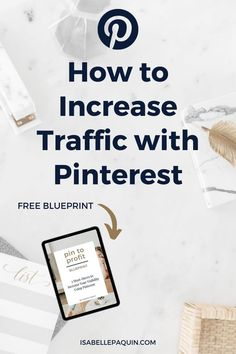 How to Increase Organic Traffic on Website with Pinterest // Want to get free website traffic? In this video I'll teach you how to get organic traffic using my favorite source, Pinterest! Find out how to get free Pinterest traffic so you can increase website traffic. Business Quotes, Business Tips, Google Analytics Dashboard, Pinterest For Business, Free Website, Pinterest Marketing, Content Marketing, Media Marketing, Digital Marketing