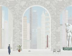 Built In A Day_Creating Narratives of Horizontality Based On A Speculative Fiction | KooZA/rch
