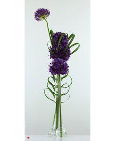 Ikebana ~ purple sensation