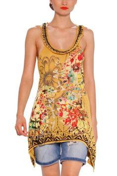 Michelle's Ruidoso - Desigual Lindo Top, $99.00 (http://www.michellesruidoso.com/desigual-lindo-top/)