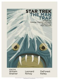New Set of Retro STAR TREK Art by Juan Ortiz - News - GeekTyrant