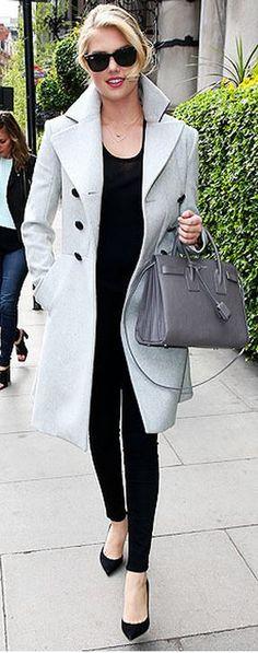 Coat – Vivienne Westwood Purse – Saint Laurent