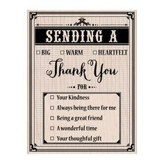 SALE  Sending a Thank You Stamp Woodblock Craft by myrubberstamp