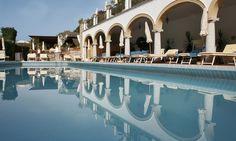 Swimming-pool at San Domenico Palace Hotel ,Taormina