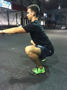 To achieve the perfect squat, we must first be able to achieve proper range of motion in our ankles.  Here are some tips on how to improve your ankle mobility!