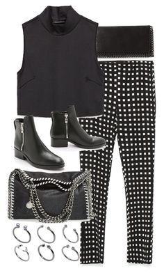 """""""Untitled #7645"""" by nikka-phillips ❤ liked on Polyvore featuring STELLA McCARTNEY, Zara, 3.1 Phillip Lim and ASOS"""