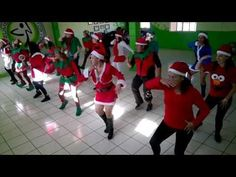 Spanish Classroom, Burritos, Youtube, Santa Claus's Reindeer, Christmas Music, Puppet, Elephants, Spanish Class, Breakfast Burritos