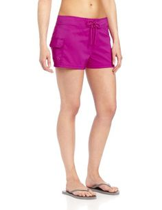 JAG Women's Solid Board Short $31.50 (save $10.50) + Free Shipping