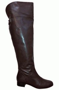 1dde1433d6ab ... a 19 inch calf, enough to fit your skinnies in =) Ros Hommerson Women's  Beth Super Wide Calf™ Over-the-Knee Boot (Brown) - Ros Hommerson Wide Calf  Boots
