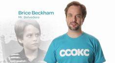 Is brice beckham gay