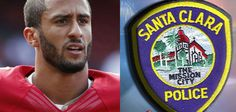 Kaepernick sent message to America with his protest, now Santa Clara police union is sending theirs