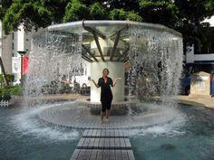 hong kong park with fun! Field Trips, Hong Kong, Fountain, New Homes, Public, Landscape, Park, Outdoor Decor, Fun