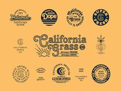 Tattoo Symbols and What They Mean - Cgc finalbrand schubertstudio 02 - Logos Vintage, Retro Logos, Vintage Logo Design, Vintage Graphic, Typography Logo, Typography Design, Lettering, Self Branding, Logo Branding