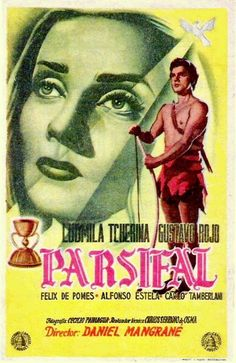 Parsifal (1951) Comedia Musical, Pomes, Action Movies, Movie Posters, Decor, Film Noir, Revenge, Brochures, Film Posters