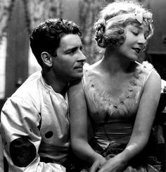 Ronald Colman & Vilma Banky in The Magic Flame c.1927