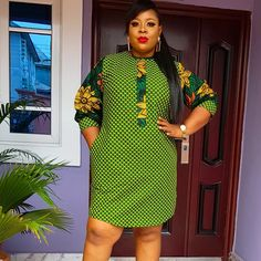 Ankara dresses will always give you the best fitting you need for all your occasions both traditional wedding, party, date, work and any other special event. Here are some lovely& The post Sensational ankara gowns to rock appeared first on DarlingNaija. African Fashion Ankara, Latest African Fashion Dresses, African Print Fashion, Short African Dresses, African Print Dresses, Short Dresses, Ankara Dress Styles, Ankara Gowns, African Print Dress Designs