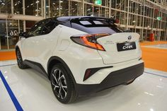 Nice Toyota 2017: #Toyota #CHR to be launched in India in 2018 - Report... Cars Daily updated