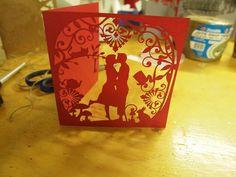 Alice in wonderland wedding invitation. Such a good idea.
