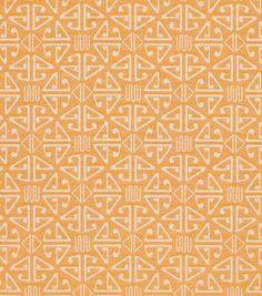 Home Decor Upholstery Fabric-Crypton Aztec-Sunshine