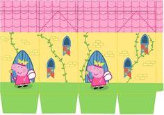 Molde Caixa Milk Peppa Pig – Inspire sua Festa – Bem vindo ao Blog