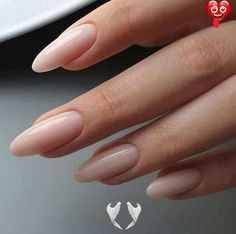 82 best cute coffin nail & gel nail designs for summer 2019 32  producttall.co #newyork #shortacrylicnails #rednails<br> Nude Nails, Gel Nails, Glitter Nails, Coffin Nails, Gel Nagel Design, Almond Acrylic Nails, Long Almond Nails, Nail Polish, Almond Nails