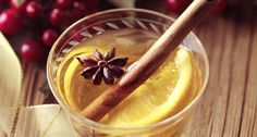 Hot cocktails for Christmas - The King's Mulled Cyder Ingredients: The King's Ginger, Aspall Suffolk Cyder, apple juice, cinnamon, nutmeg and star anise. Quick and Easy Recipes From Stylist Magazine Cider Cocktails, Cocktail Drinks, Cocktail Recipes, Hot Buttered Rum, Oranges And Lemons, Star Anise, Christmas Cocktails, Ginger Ale, Apple Juice
