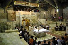 Basilica of the Annunciation - Wikipedia, the free encyclopedia